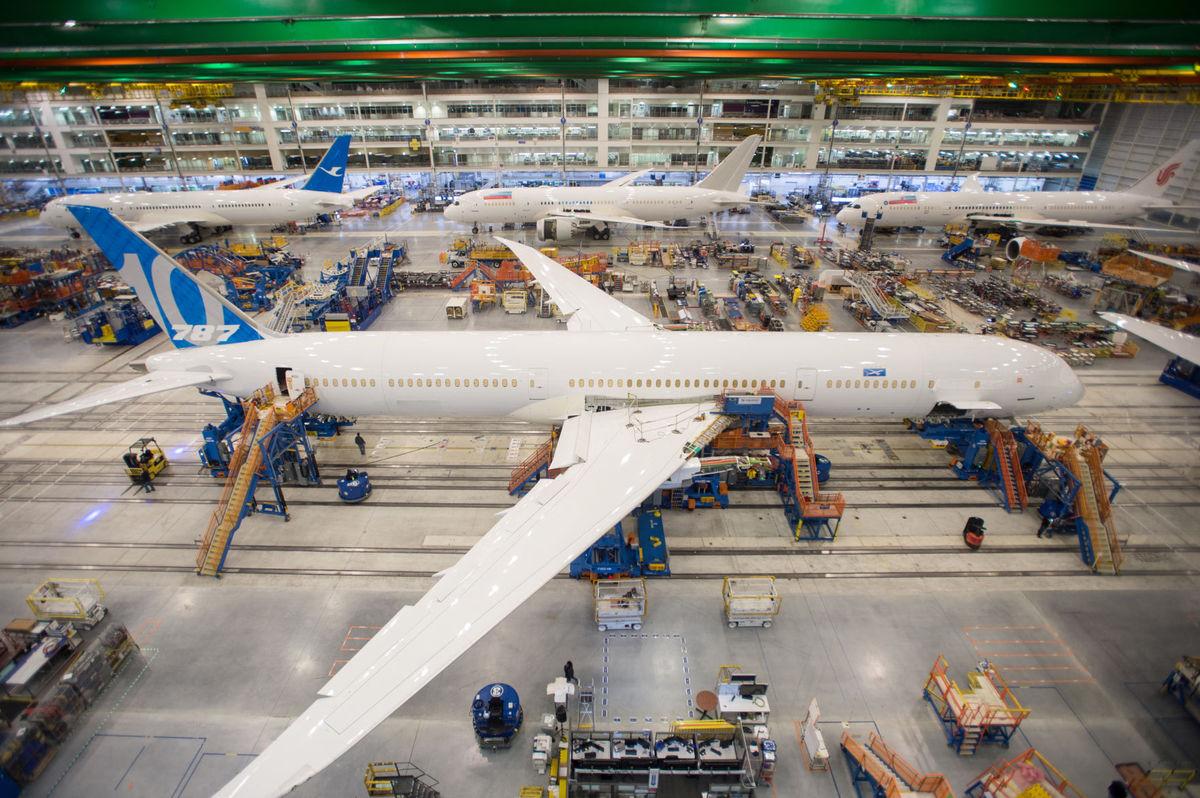 Resultado de imagen para Boeing 787-10 north carolina