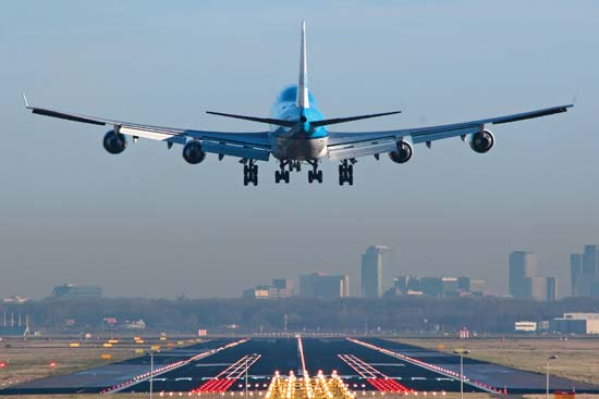 747-Amsterdam Airport Schiphol