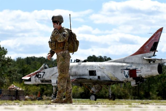 Airman 1st Class Seth Elich 14th Air Support Operations Squadron