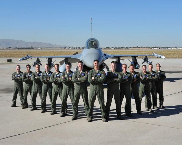f-16 pilots