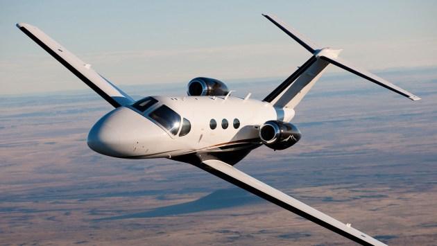 Citation Mustang Business Jet