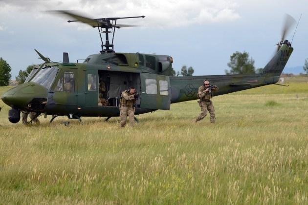 huey Integrated Response Training