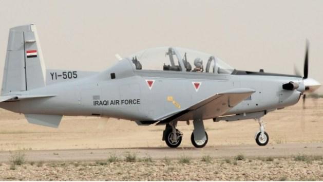 Texan II trainers iraqi air force