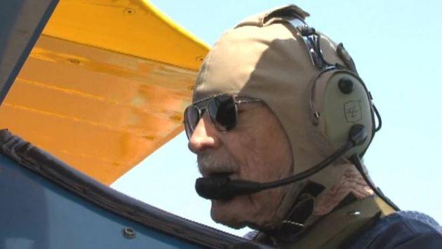 sam northway world war ii pilot