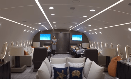 World's_Only_Private_Boeing_787_Dreamliner
