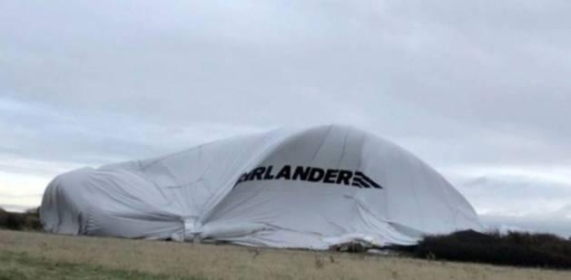 british airship crash airlander