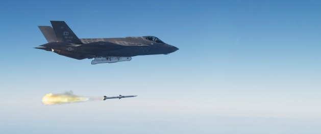 f-35 icbm intercept north korea