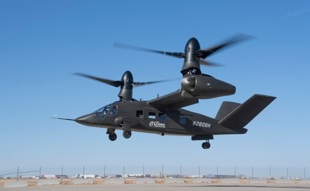 Bell V-280 Valor Achieves First Flight
