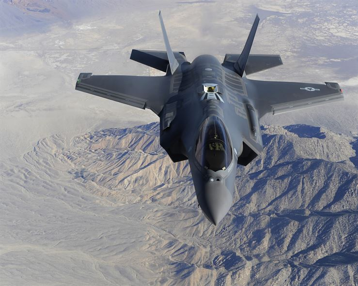 U.S. Air Force photo by Airman 1st Class Thomas Spangler