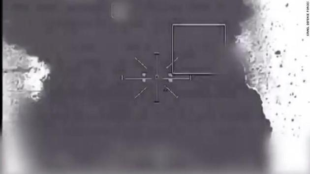 Israeli Defense Force shoots down iranian drone