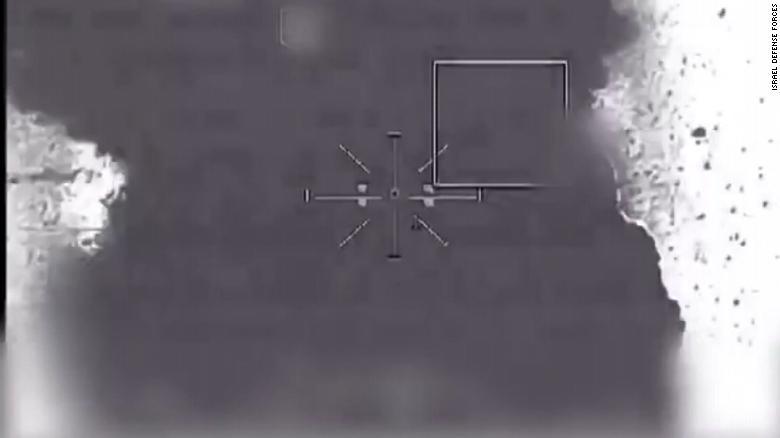 Israeli Defense Force shoots down iranian drone