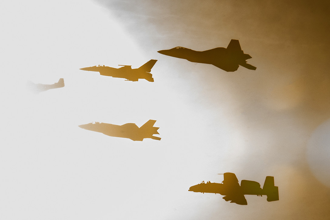 2018 Heritage Flight Training and certification course at Davis-Monthan Air Force Base