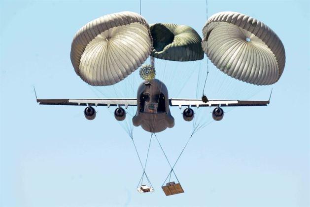 Airdrop Training from a C-17 Globemaster III