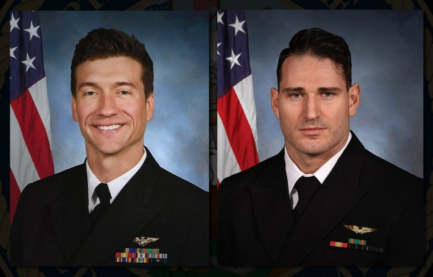US Naval Aviators Killed in Key West F/A-18 Crash Identified