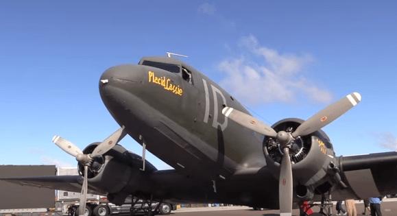 c-47-daks-normandy-english-channel