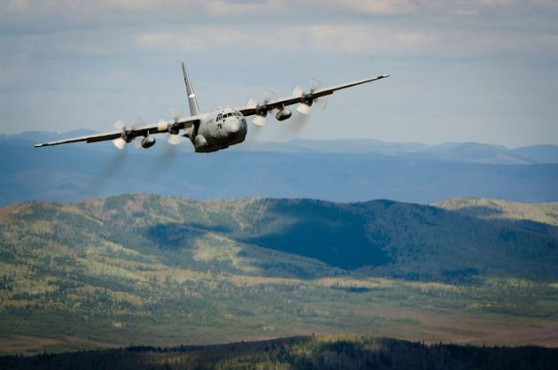 U.S. Air National Guard c-130 crash georgia