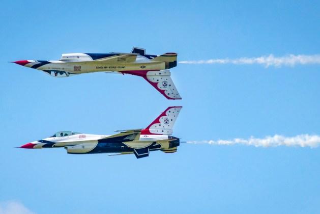 Thunderbirds resume air show season