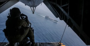 USMC Sgt. Andrew Mocarski, CH-53E Super Stallion Crew Chief