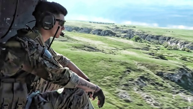 USAF Tactical Response Force - SWAT Team For ICBM Sites