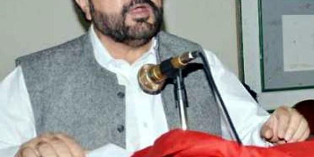 عوامی نیشنل پارٹی کے مرکزی رہنماء و صوبائی وزیر زراعت انجینئرزمرک خان اچکزئی نے کہا ہے