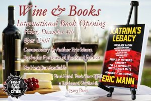 Event: Wine and Books