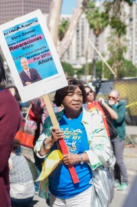 National Demonstration to End 1033 in LAUSD and Nationwide