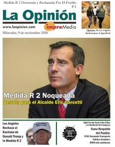 La Opinoin defeats Medida R-fullsize