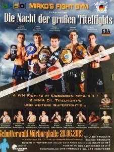 Kickboxgala, fight night, offenburg, 2015, mirkos fight gym, die nacht der großen titel