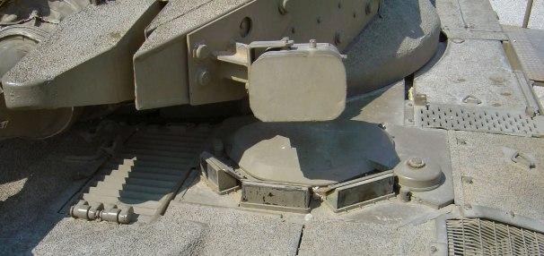Merkava Mk 2 Tank