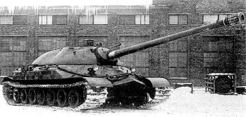 IS-7 Tank Early