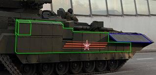 T-15 Armata Armor 1