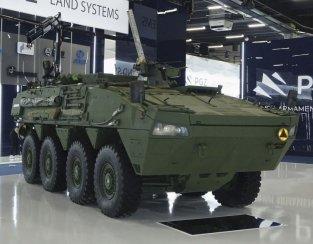 KTO Rosomak recovery vehicle