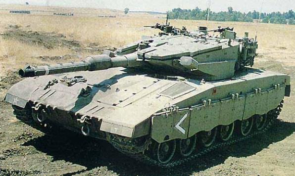 Merkava Mk 3 Baz