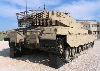 Merkava Mk 3B