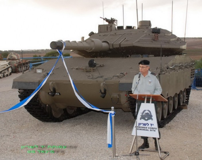Merkava Mk 4 Tank 7