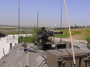 Merkava Mk 4 Tank Top