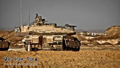 Merkava Mk 4 Tank image 5