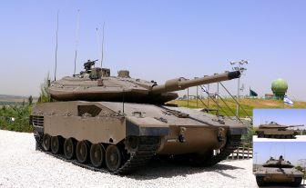 Merkava Mk 4 Tank image 9