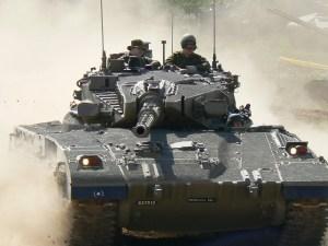 Merkava Tank Mk 1