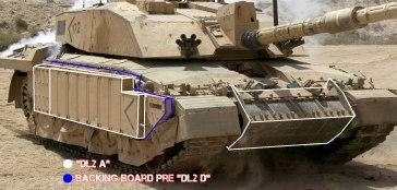Challenger 2 Tank DL2 A