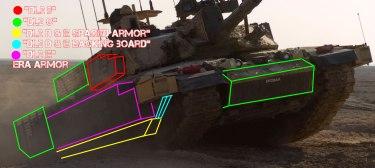Challenger 2 Tank DL2 E image 1