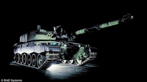 Challenger 2 Life Extension Programme by BAE Systems
