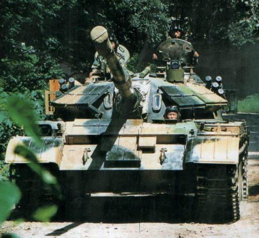 Type 59D Tank Image 6