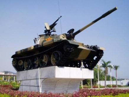 Type 62-I Tank Image 8