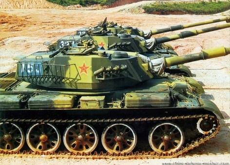 Type 62G Tank Image 1