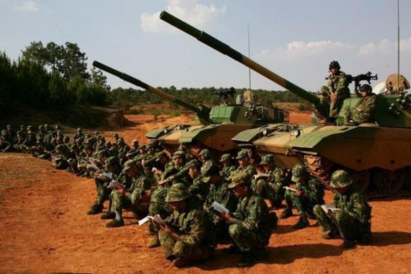 Type 62G Tank Image 3