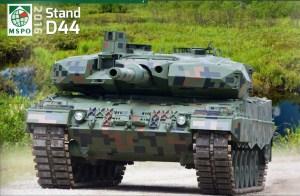 Leopard 2 Tank - Leopard 2PL
