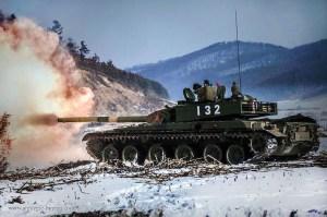 Type 99 Tank