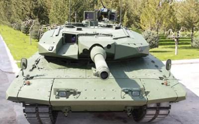 Leopard 2 Next Generation Tank