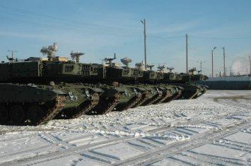 Leopard 2A4M CAN Tank